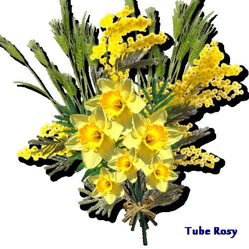 Résultat d'images pour gifs fleurs de printemps